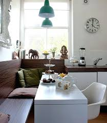 Small Dining Area Ideas View In Gallery Flea Market Chic Style For The Eclectic Space