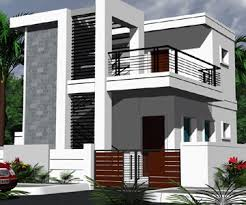 Modern House Fronts by Design Front Of House Home Design