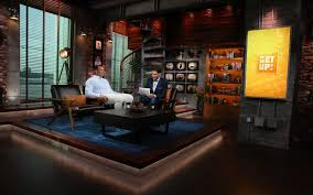 100 Studio 1 Design ESPN NYC Broadcast Set Gallery