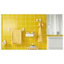 tisken handtuchhalter mit saugnapf weiß ikea schweiz