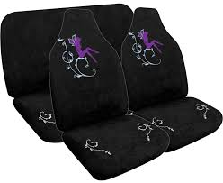 Cute Owl Car Floor Mats by Universal Fit Cute Girly Car Seat Covers Decorative Plush Seat