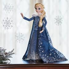 Olafs Frozen Adventure Anna Elsa Limited Edition Dolls Out Now