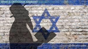 Orthodox Judaism Beliefs Concept