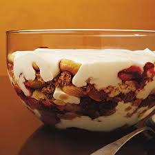 Pumpkin Mousse Trifle Country Living by Pumpkin Chocolate Chip Squares
