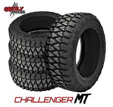 100 Grizzly Trucks Challenger MT 10 Ply E Range MS