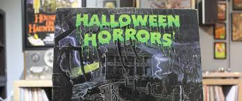 Halloween Childrens Books From The 90s by Spooky Vinyl Halloween Records For Kids U2039 Modern Vinyl