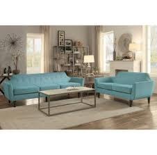 Teal Living Room Chair by Ajani Teal Sofa For 479 94 Furnitureusa