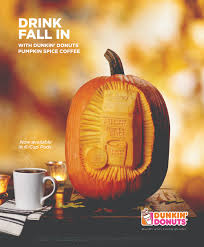 Pumpkin Spice Dunkin Donuts Vegan by News Boston New York City Los Angeles