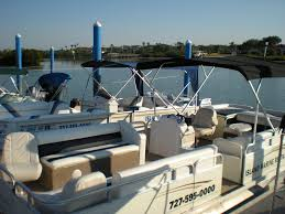 Hurricane Fun Deck 201 by Boat Rentals Islandmarinerentals Com
