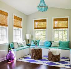 Purple Grey And Turquoise Living Room by How To Decorate Your Living Room With Turquoise Accents