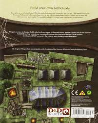 Dungeons And Dragons Tiles Sets by Ruins Of War Dungeon Tiles A Dungeons U0026 Dragons Accessory