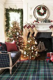 Dillards Southern Living Christmas Decorations by Best 25 Tartan Christmas Ideas On Pinterest Tartan Throws