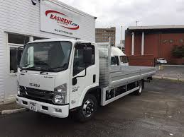 100 Flatbed Truck Rental 75t Dropside Vehicle Hire Easirent