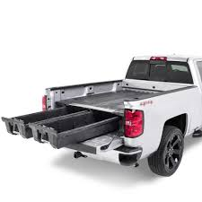 Decked Truck Bed Drawer System For Chevy Silverado, GMC Sierra 2008 ...