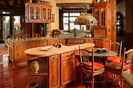 Relaxing Rustic Style Kitchen Unique Designs
