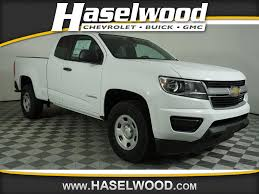 100 4 Door Pickup Trucks For Sale New 2019 Chevrolet Colorado Work Truck Cab Extended In