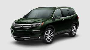 Used Honda Pilot With Captain Chairs by 2017 Honda Pilot Research Bianchi Honda In Erie Pa