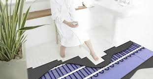 awesome electric underfloor heating bathroom interior and exterior