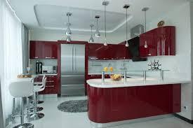 rote küche 5 design tipps und 85 fotos
