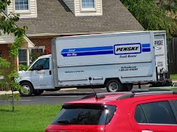 100 Cheap Moving Truck Rental Penske My Wife Was Going Outside To Run An E Flickr