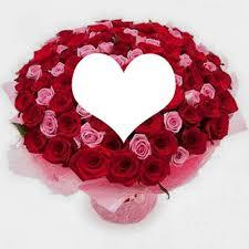 d amour montage photo fleurs d amour pixiz