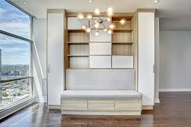 Wall Unit Custom Cabinet Cabinetry Bench Built In Toronto