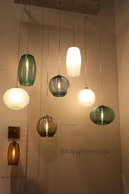 Tubular Light Bulb For Ceramic Christmas Tree by Latest In Lighting From The Architectural Digest Design Show