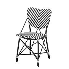 Amazon.com - Black & White Handwoven Rattan Dining Chair ... Safavieh Tana Grey Rattan Ding Chair Set Of Seaa Chairs Baker Fniture Milling Road Chest Table Logo Of 4 Rattan Ding Chairs By Gian Franco Legler 6 Soria Marvelous Antique Value White Floral Vintage Bamboo Round And At Real Mcguire Cracked Ice Six Brown Reading Super Cute Set In Very Nice Black Metal Farmers Argos Room