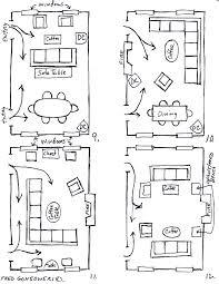 Rectangular Living Room Dining Room Layout by Download Living Room Dining Room Furniture Arrangement Dissland Info