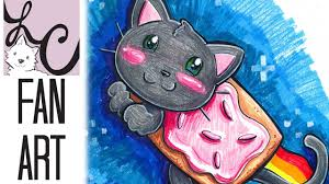 Nyan Cat Crayola Marker Coloring Cheap Challenge