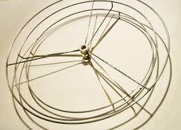 Lamp Shade Adapter Ring by Lamp Shade Hardware Diy Drum Lamp Shade Washer Top Fitting