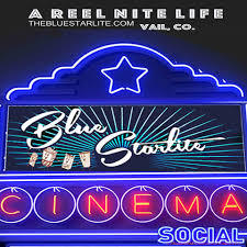 100 Vail Theater The Blue Starlite CInema Social Home Facebook