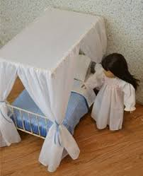 Badger Basket Doll Bed by Badger Basket Doll Canopy Bed Canopy Beds Badger And Canopies