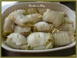 cuisiner le chou chinois cuit chou chinois farci au chorizo recettes en