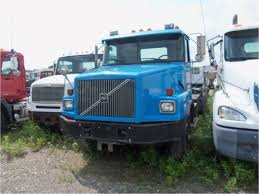 100 Truck Volvo For Sale 2000 VOLVO WG64 Day Cab Auction Or Lease Caledonia NY