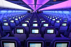 air transat lyon montreal air transat présentation de sa nouvelle cabine actualité