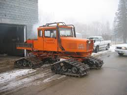 snow cat your next commuter vehicle the armoured tucker sno cat illicit