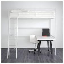 Ikea Tromso Loft Bed by Ikea Storå Loft Bed Frame White Stain 299 Liked On Polyvore