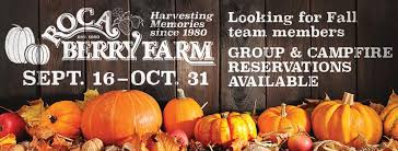 Roca Pumpkin Patch Lincoln by Creekside Event Barn Facebook