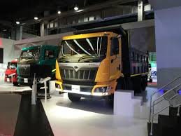 100 Mahindra Trucks Commercial Vehicles Auto Expo 2016 TeamBHP