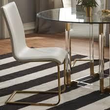 Emodern Decor Shell Side Chair by Rochefort Side Chair U0026 Reviews Allmodern
