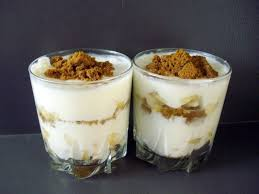 recette dessert avec yaourt verrines bananes yaourt speculoos quand est ce qu on mange