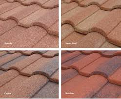 plastic terracotta roof tiles coated steel colors concrete