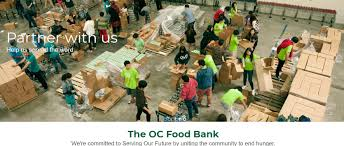 Orange County Paralegal Association - Pro Bono Event - OC Food Bank