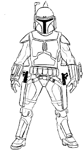 Printable Star Wars Coloring Pages With