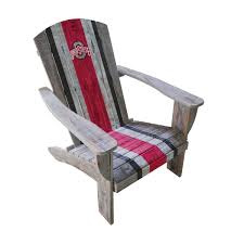Ohio State Buckeyes Distressed Wood Adirondack Chair - No Size Hardwood Rocking Chair Ohio State Jumbo Slat Black Ncaa University Game Room Combo 3 Piece Pub Table Set The Best Made In Amish Chairs For Rawlings Buckeyes 3piece Tailgate Kit Products Smarter Faster Revolution Axios Shower Curtain 1 Each Michigan Spartans Trademark Global Logo 30 Padded Bar Stool