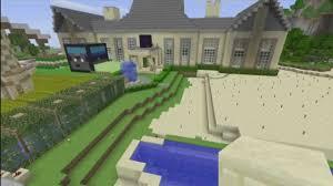 Minecraft Bathroom Ideas Xbox 360 by Xbox360 Minecraft Best Mansion House Building Ideas Youtube