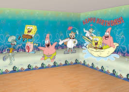 cute spongebob room decor