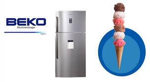 réfrigérateur sorbeto de beko le premier réfrigérateur avec