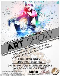 2014 WLWV Art Show Poster